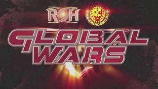 ROH Global Wars Pittsburgh Results: 2 Title Matches, NJPW's Best In Action & Mark Briscoe Gets Injured