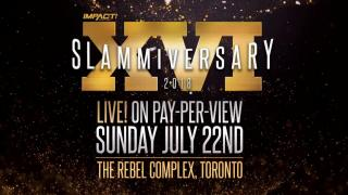 IMPACT Wrestling Presents Slammiversary 2018 Results