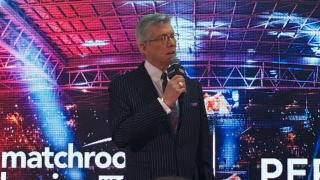 Exclusive: Michael Buffer Calls Matchroom Boxing Announcement 'Massive' For The Sport