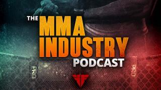 The MMA Industry Podcast (08/03) Chuck Mindenhall (MMAFigthing / The Ringer)