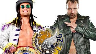 Jon Moxley vs. Juice Robinson For IWGP US Title Official At Best Of Super Juniors Finals