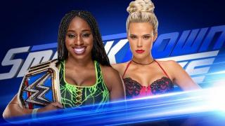 Lana Gets Another Rematch For SmackDown Women's Title Next Week, Naomi Responds