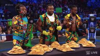 Exclusive: Smackdown Live's New Day Footage Filmed Last Week Due To Scheduling Conflict
