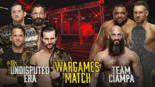Dominik Dijakovic Added To Team Ciampa, Matt Riddle To Face Finn Balor At NXT TakeOver: WarGames III