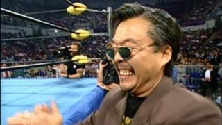 Sonny Onoo: I Met Eric Bischoff When I Was His Tanning Bed Supplier