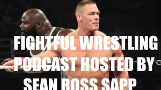 Fightful.com Wrestling Podcast (2/8): SRS and Jimmy Van Talking Elimination Chamber, Twitter Weirdos, JIMMY VAN'S LIST!