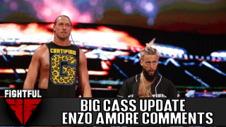 Big Cass Update, Enzo Amore Comments After Seizure