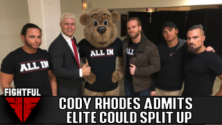 Cody Says 'The Elite' Would Love To Stick Together, But 'There Is A World Where That May Not Happen'