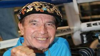 Legendary Trainer, Cutman Rafael Garcia Passed Away At Age 88