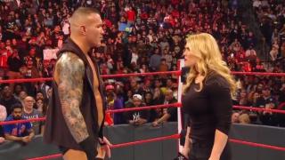 Randy Orton Calls Edge A Junkie, RKOs Beth Phoenix On WWE Raw