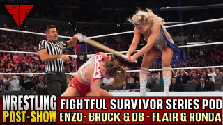 Fightful Wrestling Podcast | WWE Survivor Series 2018 Full Show Results & Recap |
