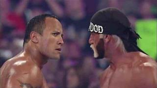 The Rock Reflects On WrestleMania 18 Match With Hulk Hogan