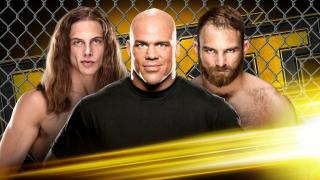 Kurt Angle Set As Referee For Matt Riddle vs. Timothy Thatcher, Tag Team Match Added To 5/27 NXT