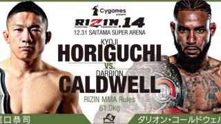 Rizin 14 Results: Floyd Mayweather Headlines, Two Title Fights & Plenty Of Big Show Vets In Action!