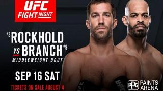 UFC Fight Night Pittsburgh Results: Luke Rockhold Returns & Plenty Of Finishes
