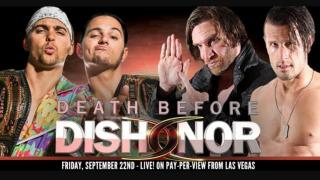 Tag Title Match Added To ROH Death Before Dishonor, Young Bucks To Pull Double Duty