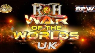 Results From ROH War Of The Worlds Edinburgh 8/20: New Six Man Tag Champs, More