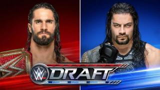 Seth Rollins vs. Roman Reigns Set For 10/11 SmackDown To Decide Which Show Gets First WWE Draft Pick
