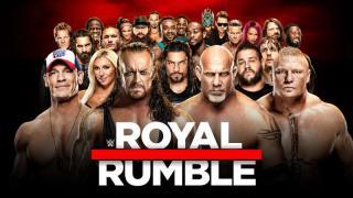 Top 5 Potential Royal Rumble Winners