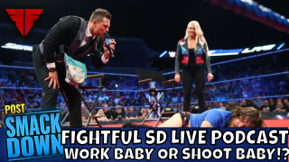 Fightful Wrestling Podcast   WWE Smackdown Live 7/24/18 Full Show Review   TAG TEAM TOURNAMENT