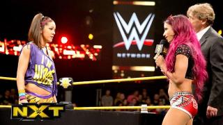 Sasha Banks And Bayley Talk About The Match That Made Seth Rollins Cry