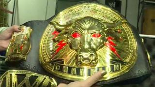 The Rock Reveals The Reason Why WWE Never Used The Brahma Bull Title Belt