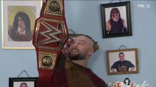 Bray Wyatt Shows Off 'Fiend' Side Plates On WWE Universal Title