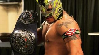 WWE Cruiserweight Title Gets A New Look, Then Doesn't, Then We're Bummed