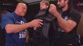 WWE TLC 2017 Review | Fightful.com Podcast | Kurt Angle Return, AJ Styles Appears, Asuka Debut, More