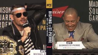 Showdown Joe: UFC 217's Title Fight Implications