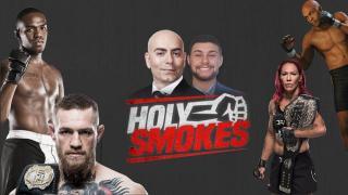 Holy Smokes MMA Podcast (3/6): UFC 222 Fallout, Crocop Bellator, BJ Penn Retires, O'Malley, Cyborg