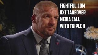 Triple H NXT Takeover: Chicago Media Conference Call Audio and Highlights: Ricochet Injury, NXT Returns, More