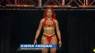 Exclusive: Kiera Hogan Discusses Reaction To Her Vlogs Surfacing From When She Was 16 Years Old