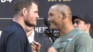 Showdown Joe: Career Defining Goals At Stake For Bisping And Henderson
