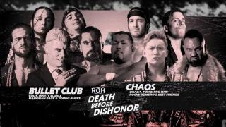 Ring Of Honor: Death Before Dishonor Live Results, Match Ratings, Podcast Notes From Sean Ross Sapp Of Fightful.com
