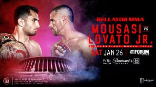 Gegard Mousasi To Defend Bellator Middleweight Title At Bellator 214