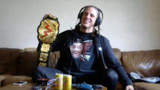 Exclusive: Matt Riddle On Wrestling for NJPW: 'It's A Possibility. It Could Happen'