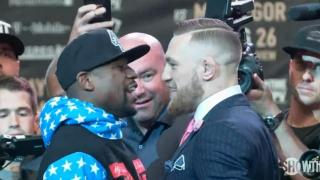 Fightful Holy Smokes MMA Podcast (7/11): Mayweather/McGregor Presser, Mousasi, UFC Glasgow Preview!