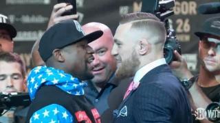 Conor McGregor vs. Floyd Mayweather's Fun Bets