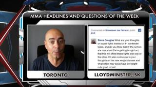 VIDEO: Showdown Joe Talks GSP Signing and Answers Fan Questions