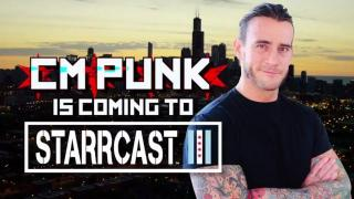 CM Punk Added To Starrcast III During AEW All Out Weekend, Will Have 'A Live Mic'
