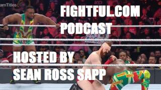 Fightful Podcast (12/18): WWE Roadblock Live Reaction, Review, BIG Title Change, More