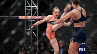 Kate Jackson On Joanna Jedrzejczyk: 'She Bitched About Me A Time Or Two'