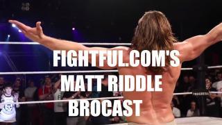 OPEN: Matt Riddle BROCAST (1/12): Marijuana In Nevada, Pirate vs. Captain, Undertaker Diggin' Holes