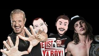 The List And Ya Boy! #28: DDP addresses Vader situation; 'Best of' Matt Riddle reel; Alberto suspended by GFW; lots more