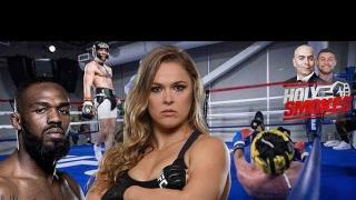 Fightful Holy Smokes MMA Podcast (8/8): Rousey-WWE, McGregor- Paulie, TUF 26, Jones, UFC Layoff,