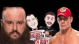 The List & Ya Boy!: Toronto Recap, Selfish Cena (?!?), Braun/Jarrett, STRUCTURE, more