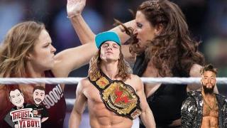 The List And Ya Boy #32: Ronda Rousey - WWE, Matt Riddle's Bro Spot, Enzo heat, lots more