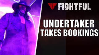 The Undertaker Taking Bookings, Never Had WWE References In Social Media Accounts