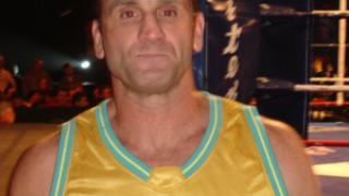 Ken Shamrock Punished For Failed Drug Test
